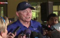 Jerry Jones speaks on Cowboys linebacker Jaylon Smith & his health progression