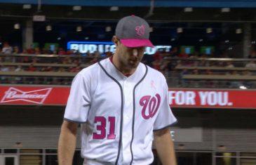 Kenley Jansen throws third immaculate inning in past seven days, joining Max Scherzer & Craig Kimbrel