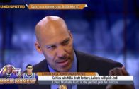 LaVar Ball doesn't want the Boston Celtics to take Lonzo Ball in the 2017 NBA Draft