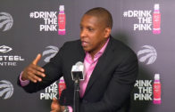 Masai Ujiri speaks on the state of the Toronto Raptors