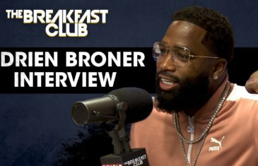 Adrien Broner speaks on doing jail time & his relationship with Floyd Mayweather