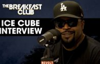 Ice Cube speaks on the launch of BIG3 Basketball in Brooklyn