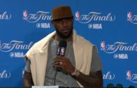 LeBron James & Kyrie Irving NBA Finals Game 1 Press Conference