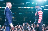 Conor McGregor vs Floyd Mayweather Full Los Angeles Fan Press Conference