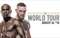 Conor McGregor vs. Floyd Mayweather Full Press Conference in New York