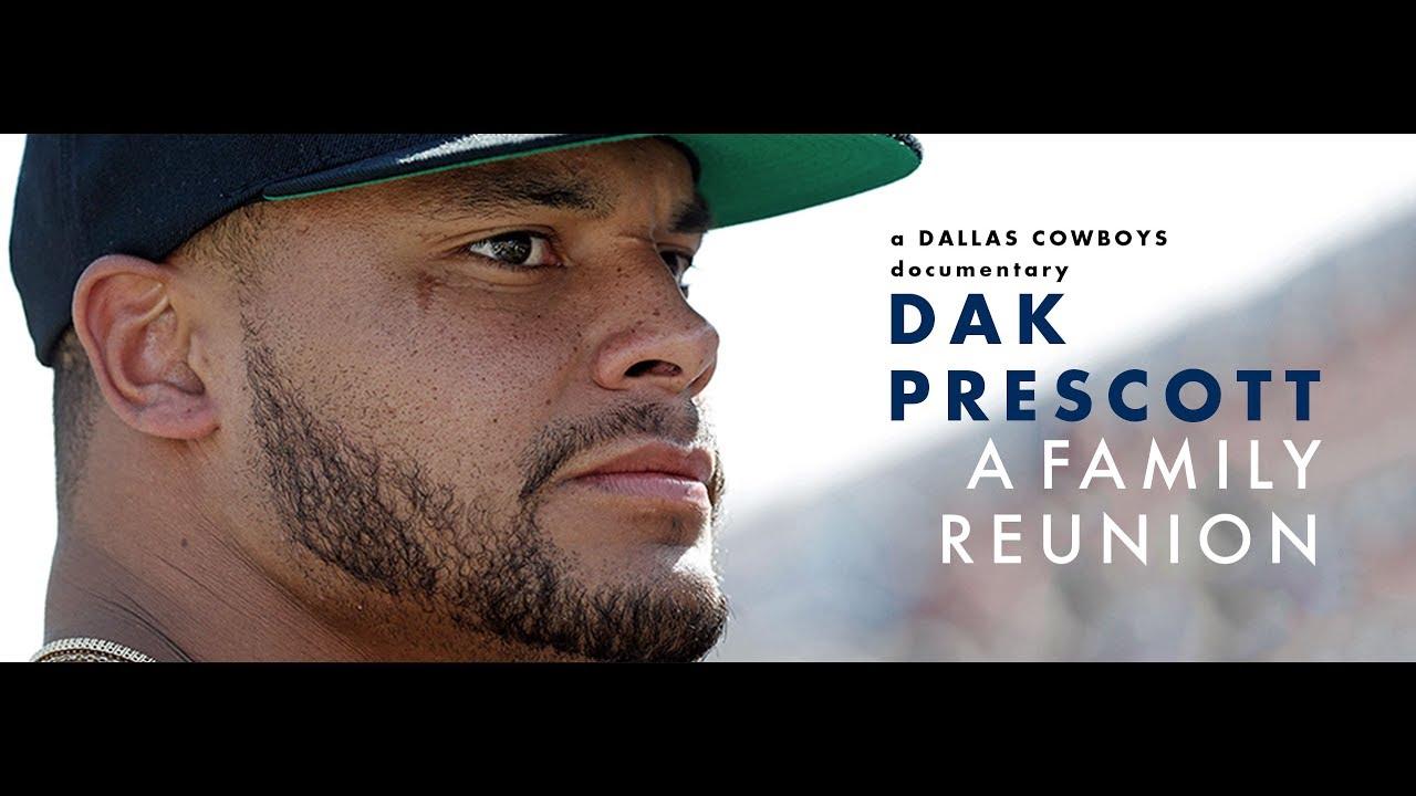 Dallas Cowboys present Dak Prescott: A Family Reunion (Full Documentary)