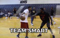 Emmanuel Mudiay vs. Marcus Smart – NBA Players Square Off in Dallas (FV Exclusive)