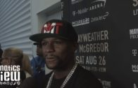 Floyd Mayweather calls Conor McGregor a 'Warrior' & Says He Is Close to Being a Billionaire