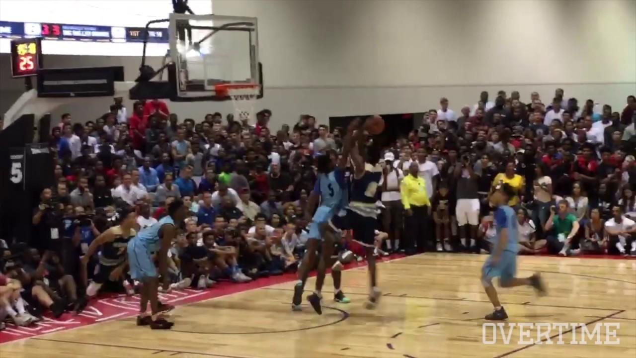 LaMelo Ball vs Zion Williamson Highlights