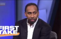 Stephen A. Smith responds to LeBron James calling him out on Twitter