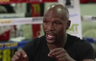 Floyd Mayweather breaks down Conor McGregor fight with Stephen A. Smith