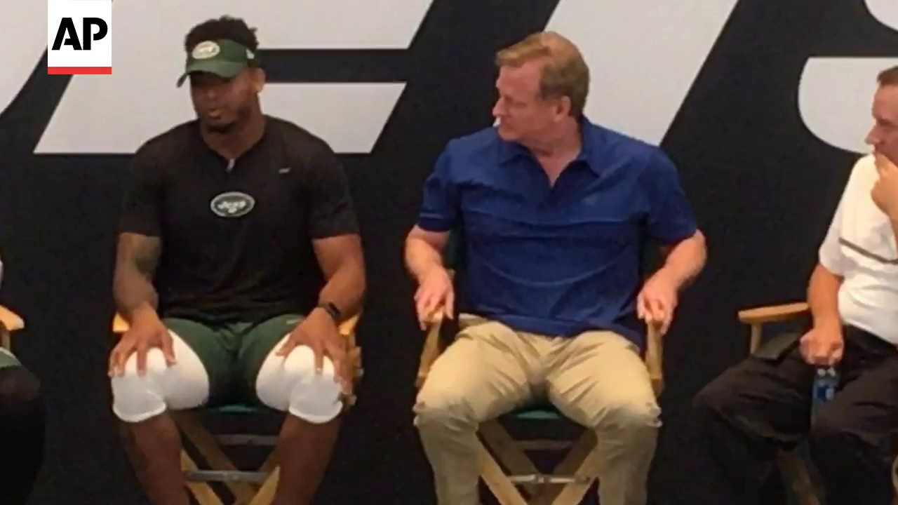 Jets' Jamal Adams says football field would be the