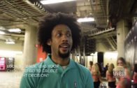 Josh Childress talks Big 3 & if he regrets going to play in Greece