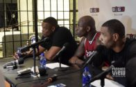 Kenyon Martin, Al Harrington & Rick Mahorn speak on their Big 3 experiences