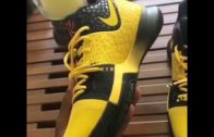 Kyrie Irving unveils new Bruce Lee edition Kyrie 3's