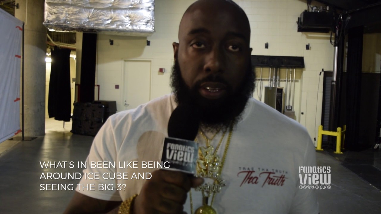Trae talks Rockets, Texans, Astros, Dallas & his new album Tha Truth Part 3