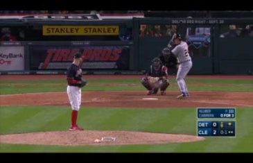 Cleveland Indians win 20th straight game and tie A's historic streak