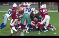 Dez Bryant powers past Cardinals defense for a touchdown