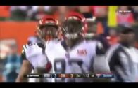 Geno Atkins delivers big hit on Deshaun Watson