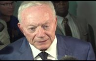 "Jerry Jones: ""Denver is to be commended."""