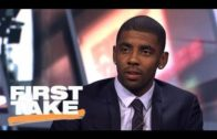 Kyrie Irving says leaving Cleveland wasn't personal