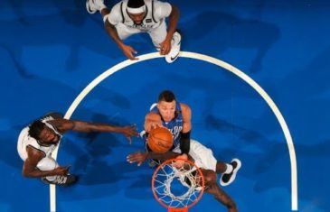Aaron Gordon drops career high 41 on Brooklyn