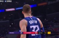 Blake Griffin and company embarrass the Suns