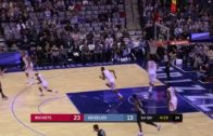 Chandler Parsons steps up off the bench to help Grizzlies down Rockets
