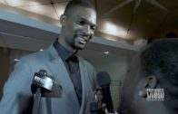 Chris Bosh talks his favorite Vince Carter moment & returning to Toronto