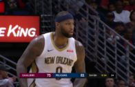 DeMarcus Cousins bags his first triple double of the season against the Cavs