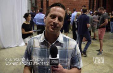 Mook Williams tells story of starting Vayner Sports with Gary Vaynerchuk