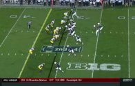 Saquon Barkley runs through Michigan defense for a 69-yard touchdown