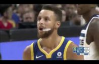 Steph Curry heats up in Shanghai for 40 points in three quarters