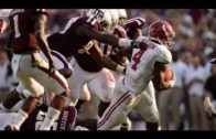 Undefeated Alabama takes down Texas A&M in College Station, Texas