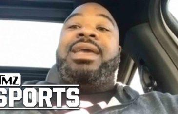 Albert Haynesworth says Tennessee Volunteers won't hire Tee Martin because he's black