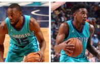 Charlotte Hornets take charge behind guards Kemba Walker and Malik Monk