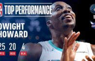 Dwight Howard turns back the clock for vintage performance