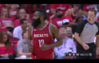 James Harden explodes for 56 points in rout of Jazz