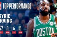 Kyrie Irving dazzles in Dallas