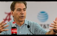 Nick Saban's final thoughts on LSU & previews matchup with Mississippi State