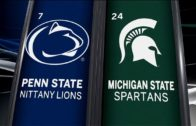 Penn State falls to Michigan State on the road