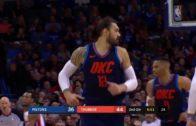 Russell Westbrook comes up short despite huge game