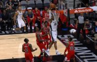Spurs give Bulls the boot behind an all out team effort