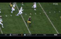 Washington's Dante Pettis breaks NCAA record & becomes all-time punt return leader