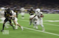 Armanti Foreman caps of Texas Bowl victory for the Longhorns