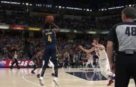 Pacers snap Cavs' win streak on Oladipo's clutch triple
