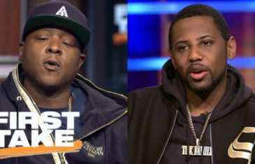 Rappers Jadakiss & Fabolous react to LeBron James saying he's the king of NY