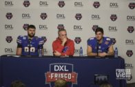 SMU Press Conference – Ben Hicks, Sonny Dykes, Justin Lawler discuss Frisco Bowl loss