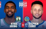 Chef Curry and Uncle Drew battle it out in Oakland
