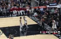Dejounte Murray thrives as starter in huge win over the Cavs